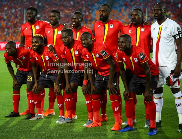AFCON 2019: Uganda takes lead in Cairo against Zimbabwe