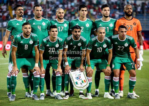 AFCON 2019: Senegal vrs Algeria at 30 June in  Cairo.