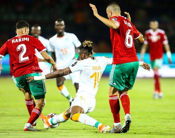 AFCON 2019: Morocco beat Ivory Coast at Al Salam Stadium