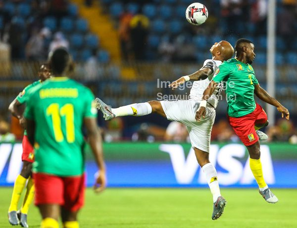 AFCON 2019: Ghana played out 0-0 with Cameroon