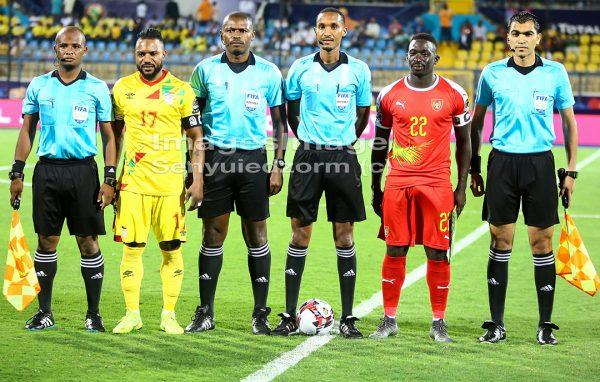 AFCON 2019: Benin up against Guinea Bissau in Ismailia