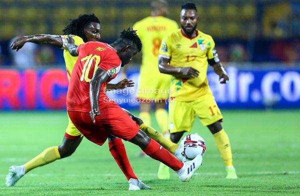 AFCON 2019: Benin vs Guinea Bissau live in Ismailia