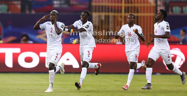 AFCON 2019: Mohamed YATTARA puts Guinea 2-0 ahead in Cairo