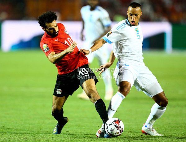 AFCON 2019: Mo Salah strikes again for the Pharaohs