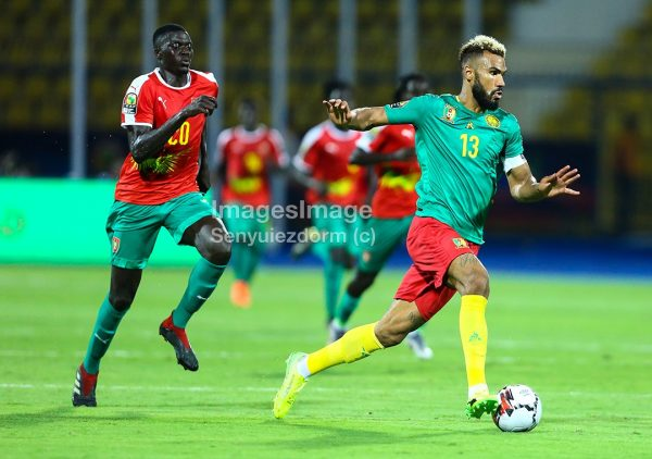 AFCON 2019: Defending champions Cameroon beat Guinea Bissau 2-0 in Ismailia