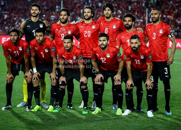 #AFCON2019: Host nation Egypt takes on South Africa