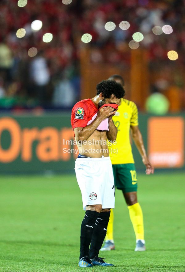 #AFCON2019: And the PHARAOHS wept as South Africa beat Egypt 1-0