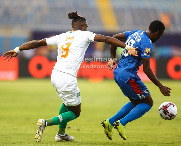 #AFCON2019: COTE D'IVOIRE beat NAMIBIA 4-1 at 30 JUNE in CAIRO