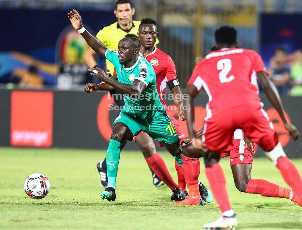 #AFCON2019: SADIO MANE breaks KENYA as SENEGAL qualifiers