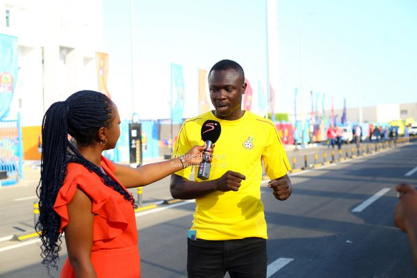 #AFCON2019: Saddick Adams 'Sports Obama' speaks to SuperSport before Ghana's crucial game