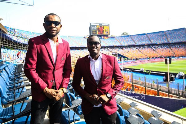 #AFCON2019: Branding is everything, Multimedia guys at AFCON 2019 grand finale