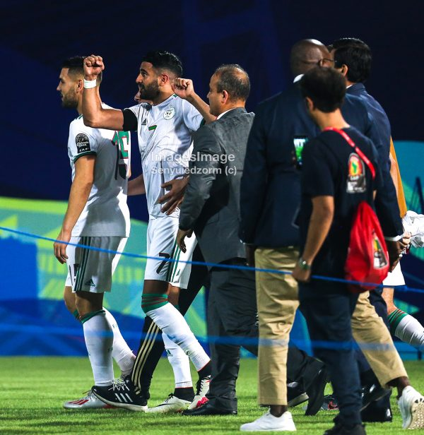 #AFCON2019: Riyad Mahrez free-kick sends Algeria into the finals on Friday