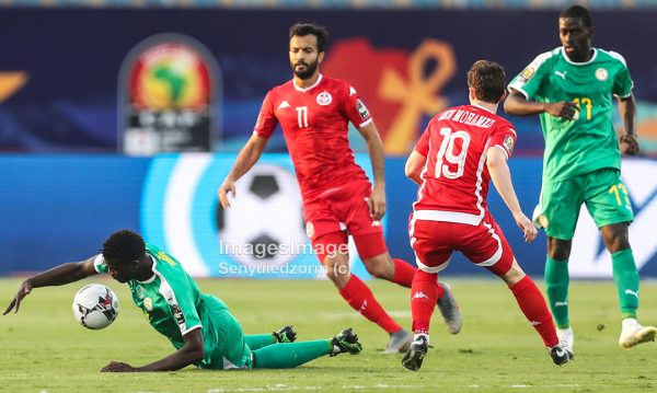 #AFCON2019: SENEGAL sails through to the finals after a gifted goal by TUNISIA