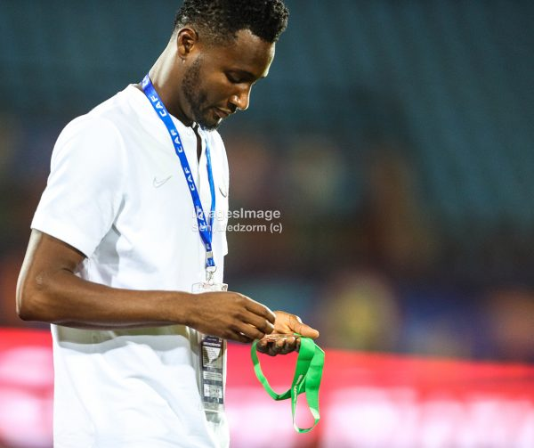 #AFCON2019: When you know this is your last medal with NIGERIA