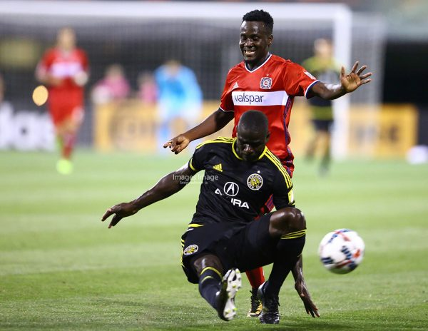 MLS Columbus Crew vs Chicago Fire