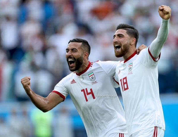 FIFA 2018 World Cup Morocco 0-1 Iran