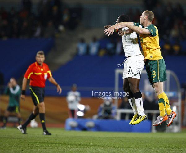 FIFA 2010 World Cup; Ghana vs Australia