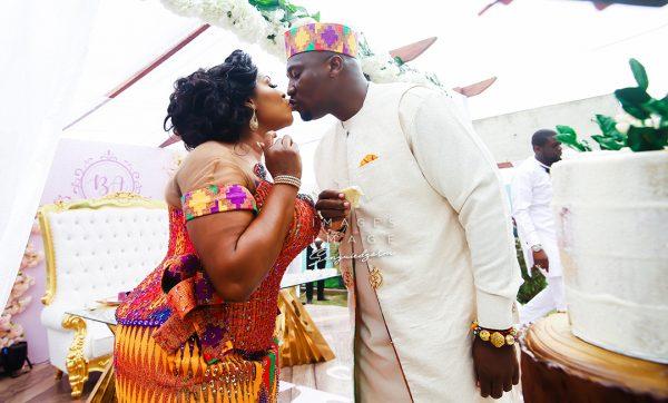 Afia Akoto & Chief Biney's Marriage Ceremony